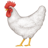 on apple ios. Rooster emoji png png royalty free