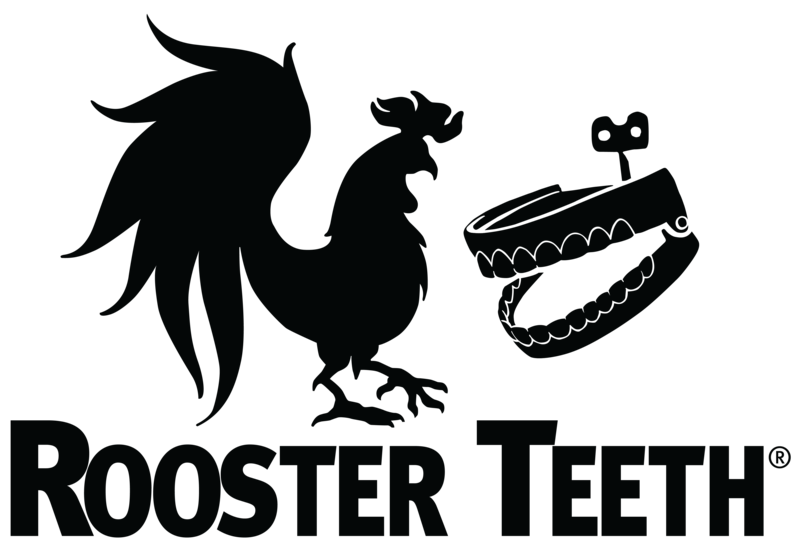 Rooster teeth png. Live