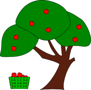 Roots clipart apple tree. Clipground bare