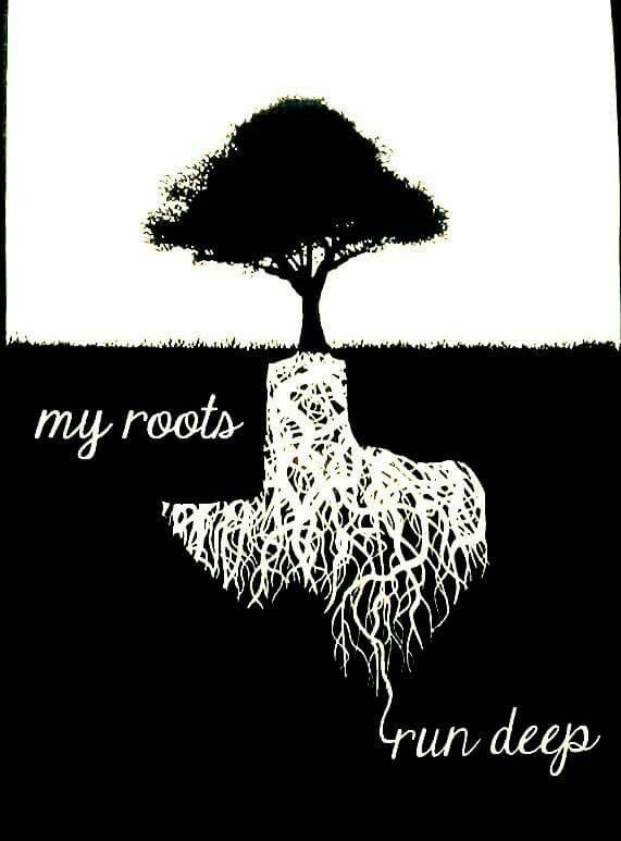 Roots clipart root texas. Pinterest tattoo and tatting