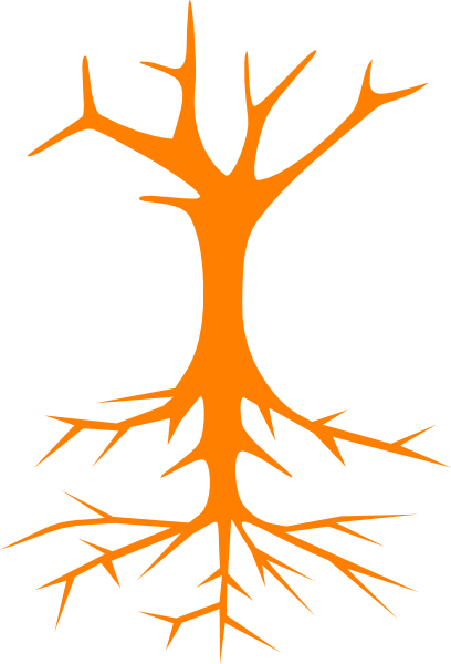Roots clipart rooted tree. Free root font download