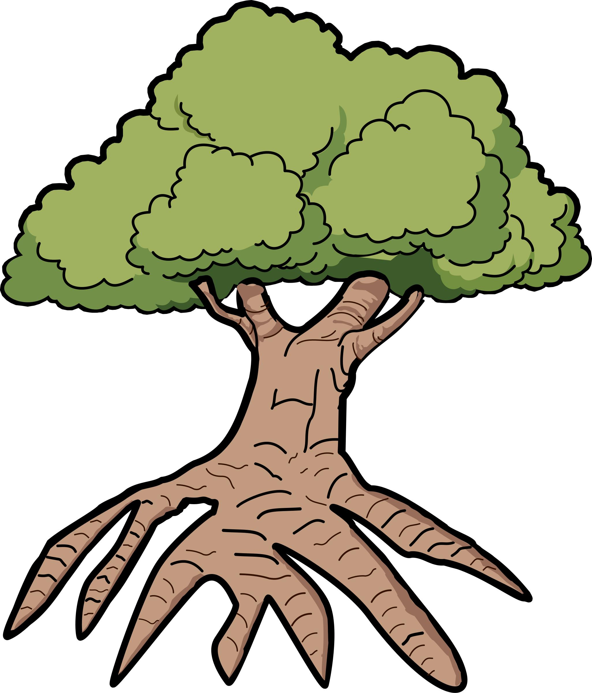 Roots clipart tree icon. With long icons png