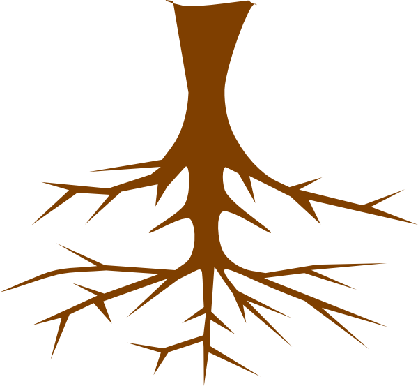 Roots clipart. Bike clip art at