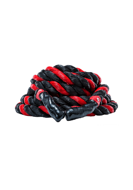 Rope clipart battle rope. Big red ropes gym