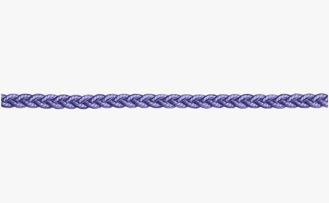 Rope clipart braided rope. Purple pretty png image