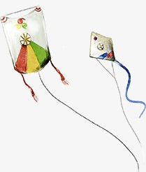 Rope clipart kite. Cartoon png image and