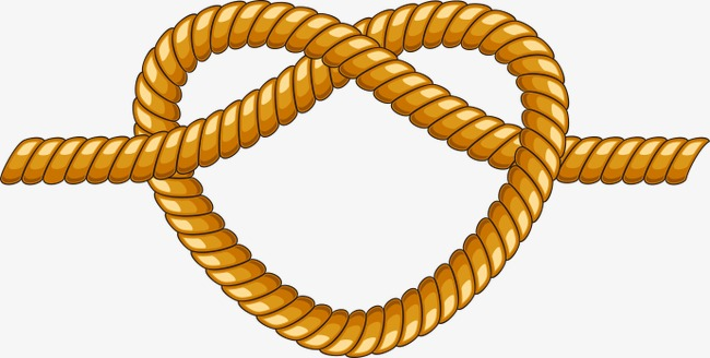 Rope clipart rope twist. Shengkou knot png image