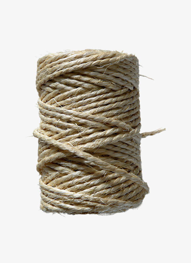 Rope clipart twine. Round hemp png image