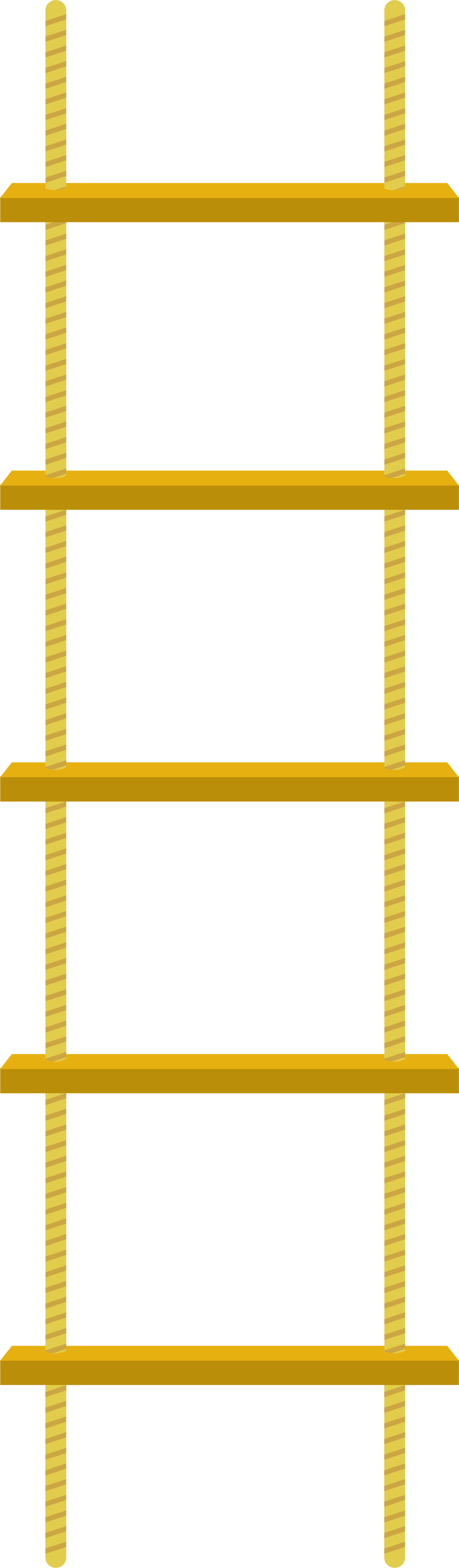 Staircase vector rope ladder. Stairs repstege transprent png