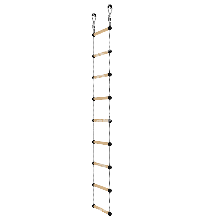Rope ladder png. Climbing climb the pictogram