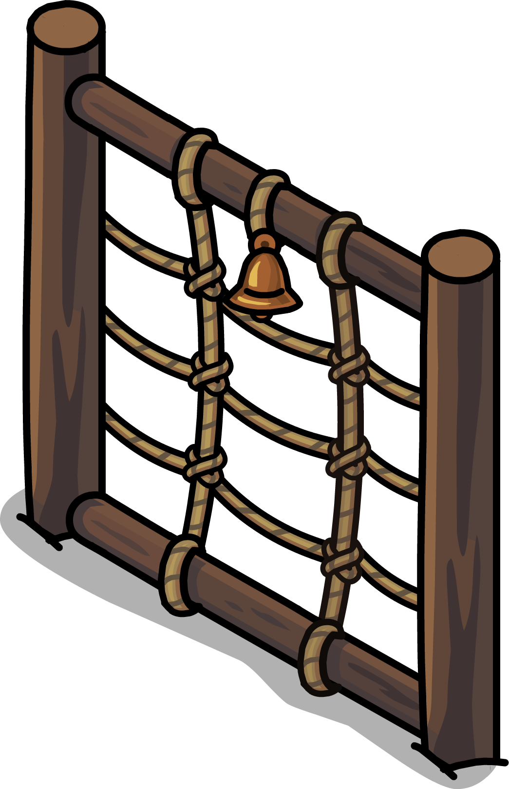 Rope clipart battle rope. Image climbing wall ig