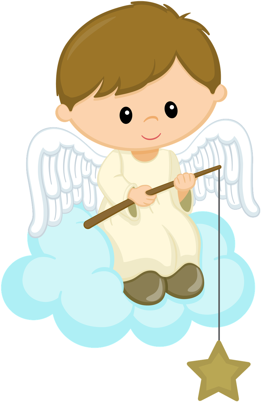 Rosary clipart child. Download christening boy angelitos