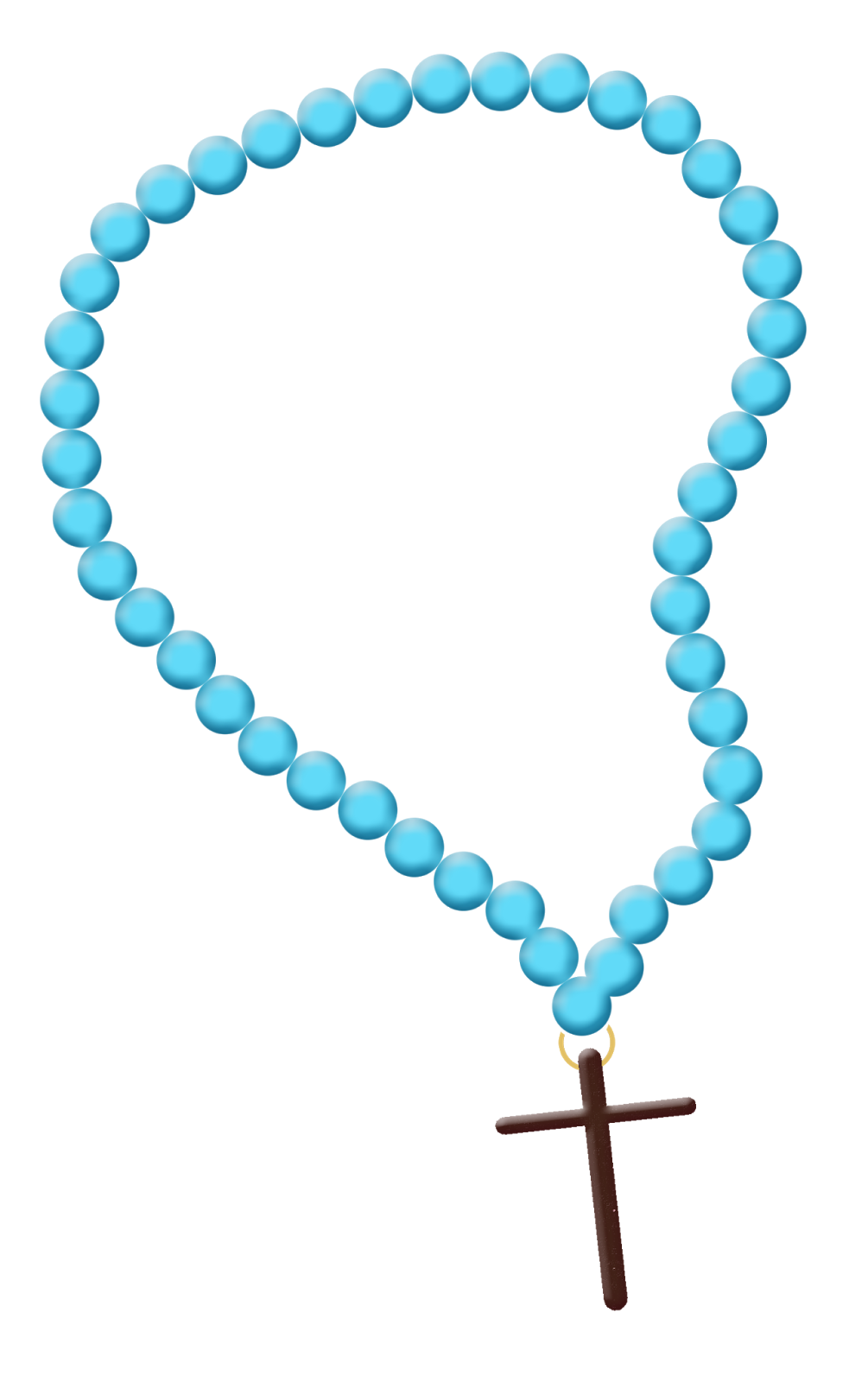 Rosary clipart png. Beads at getdrawings com
