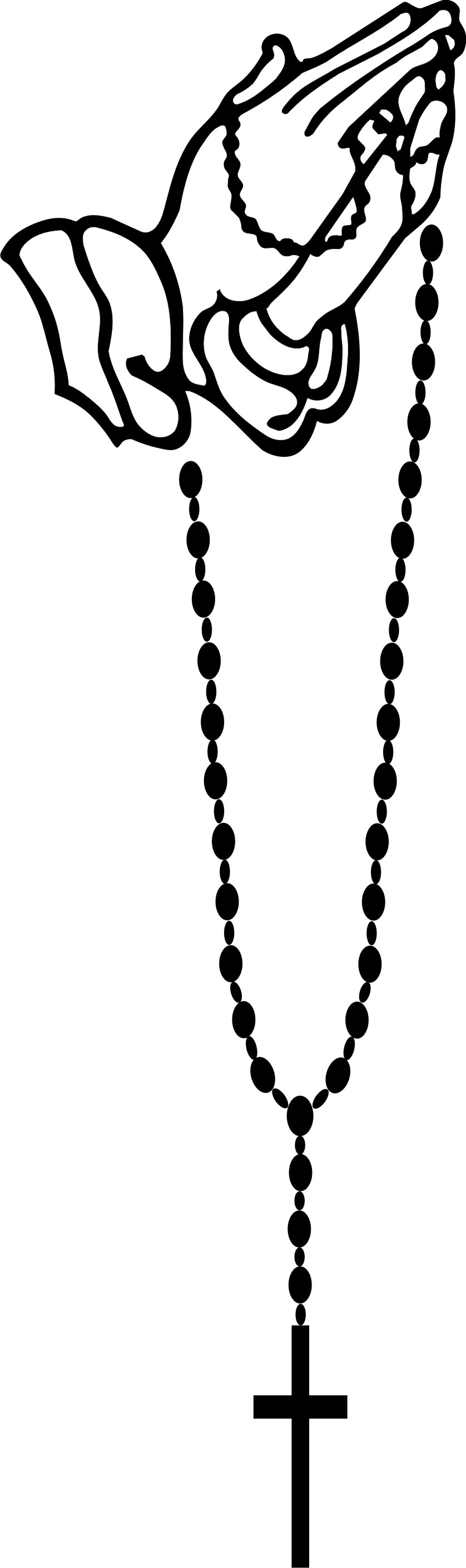 Rosary clipart rosario. Drawing pictures at getdrawings