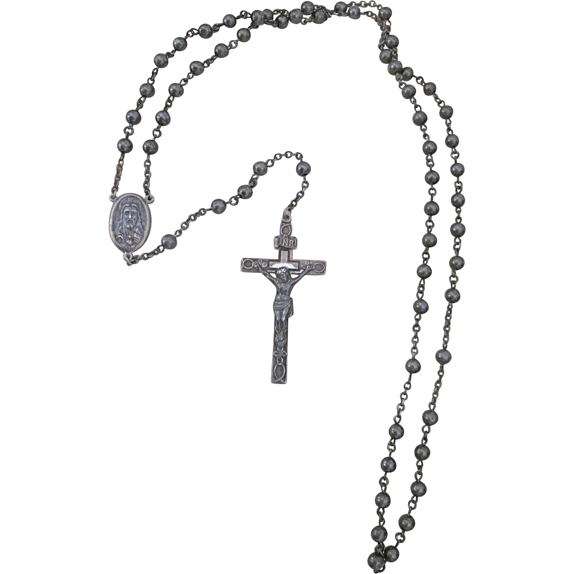 Rosary transparent background. Png image