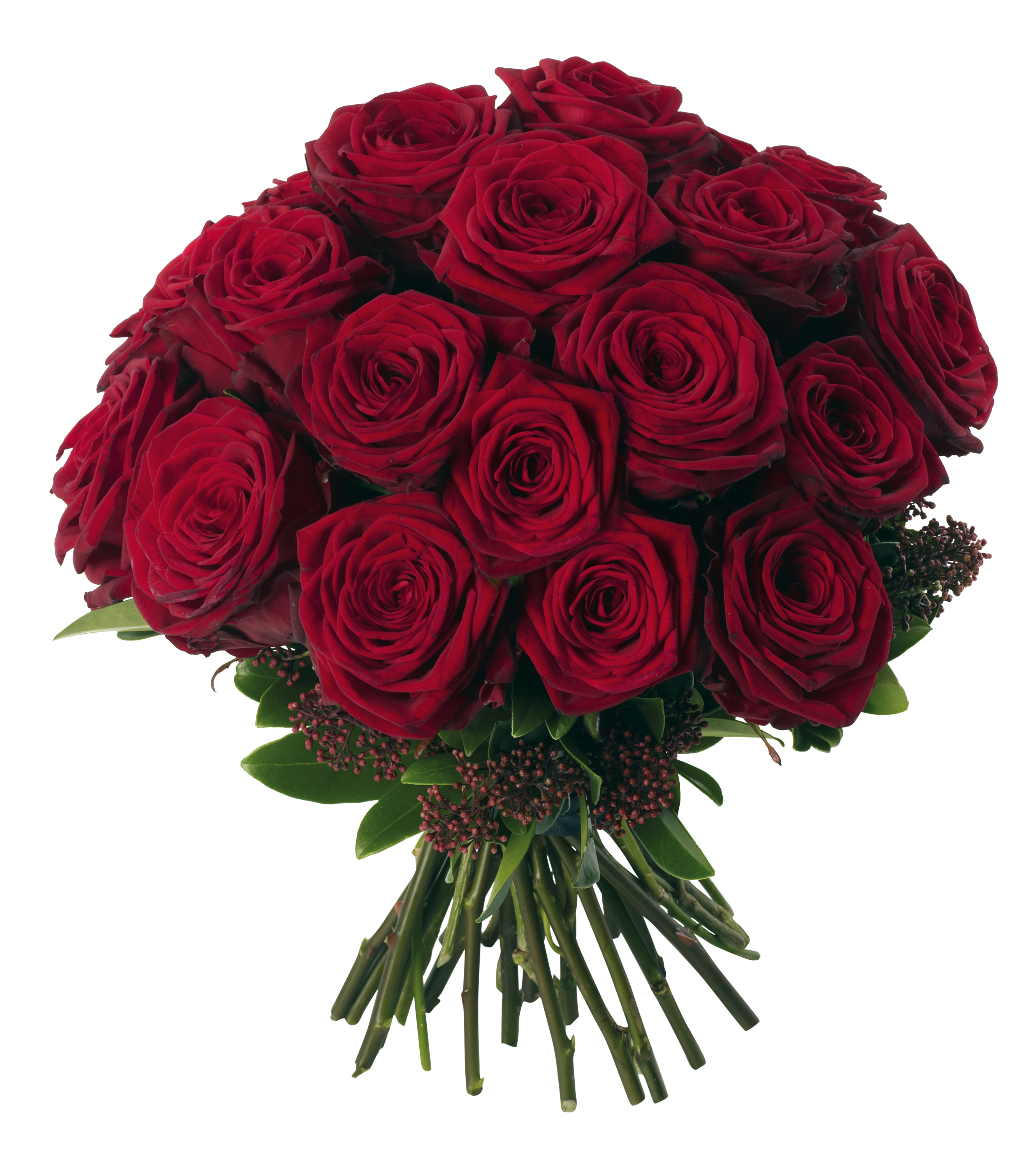 Rose bouquet transparent png. Red roses clipart picture