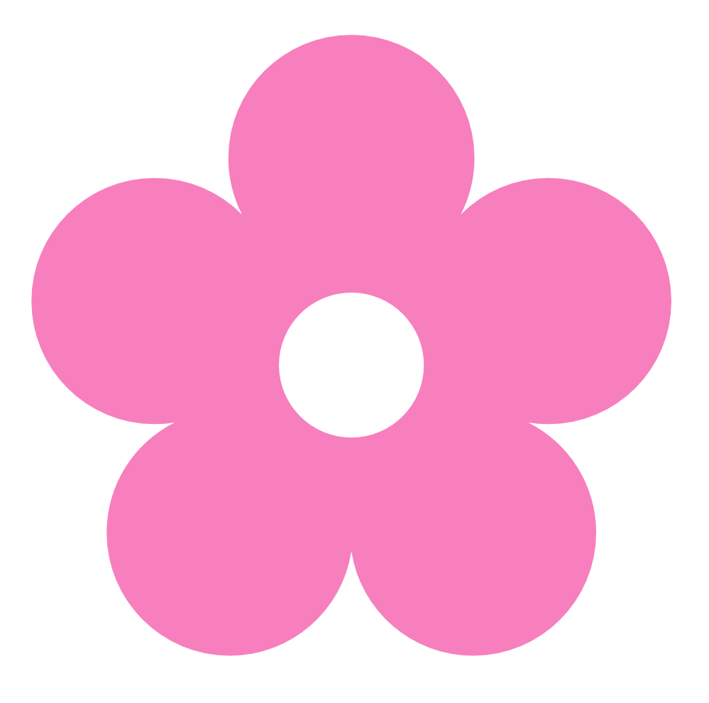Simple flower png. Rose clipart at getdrawings