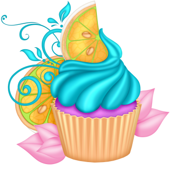 Rose clipart cupcake. Pin by connie mckinney