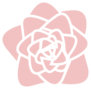 Rose clipart pink rose. And pearl