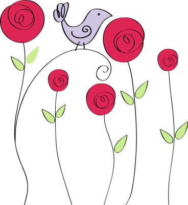 Bildergebnis f r doodle. Hand drawn flowers png graphic library stock