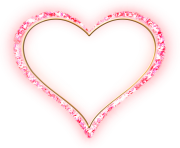 Heart, png rose gold. Heart clipart free images