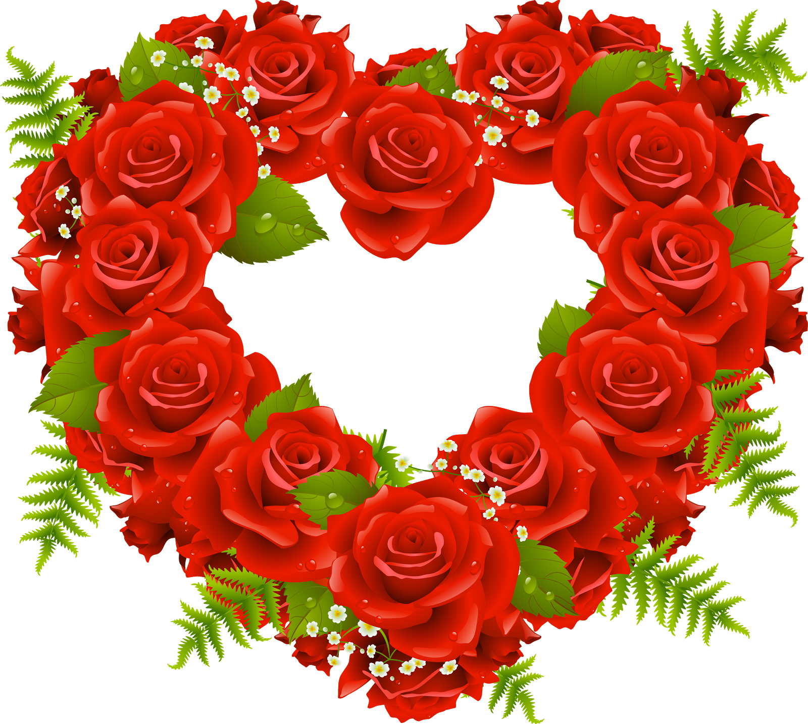 Rose heart png. My blog