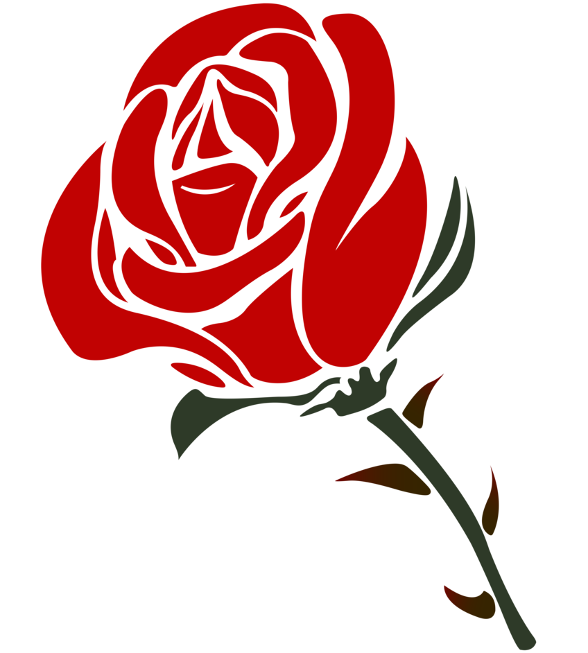 Rose vector png. Vectors desktop backgrounds