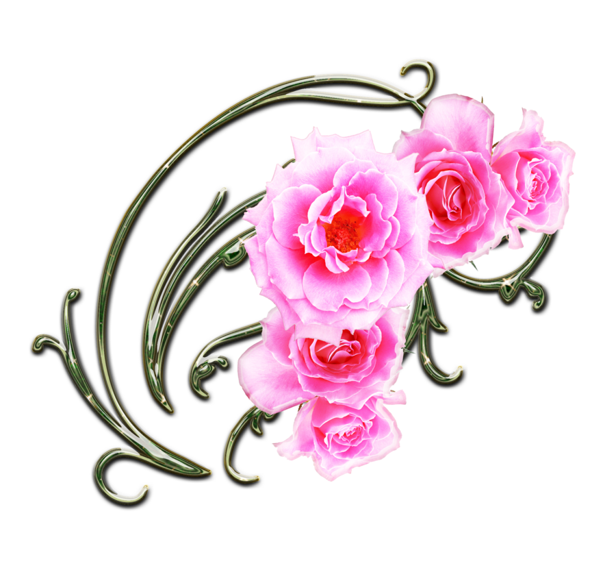Roses clipart dog. Free picture of a