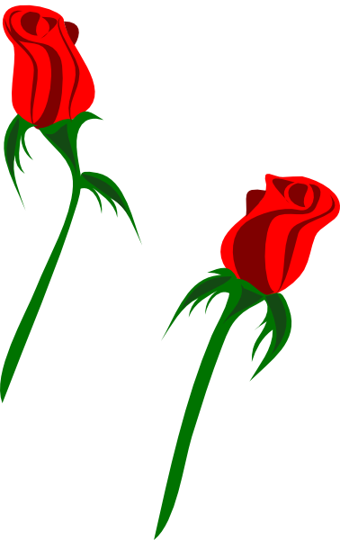 Roses clipart stick. Free small rose cliparts