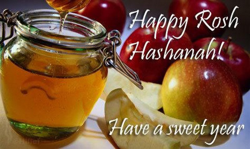 best wishes have. Rosh hashanah clipart happy banner black and white library
