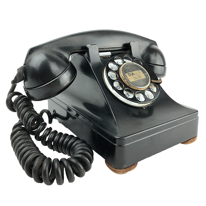rotary phone png