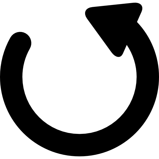 Rotating arrow png. To the left icons
