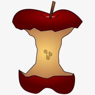 Rotten fruit. Free apple clipart cliparts