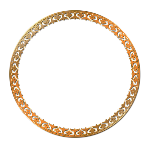 Round picture frame png. Photo transparent image pngpix