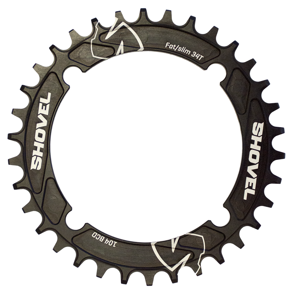 Round saw blade png. Fat slim chainring bcd