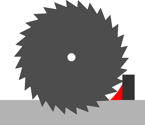 Round saw blade png. Power tools miter does