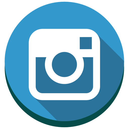 Round social media icons png. Instagram classic by arthur