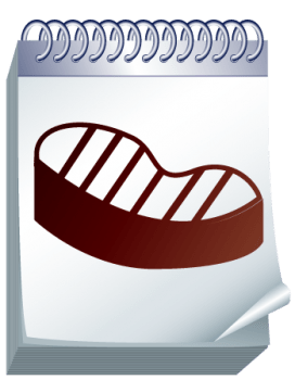 Row clipart lifeboat. Hebrew english meat chart