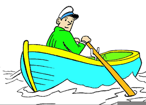 Row clipart. Your boat free images