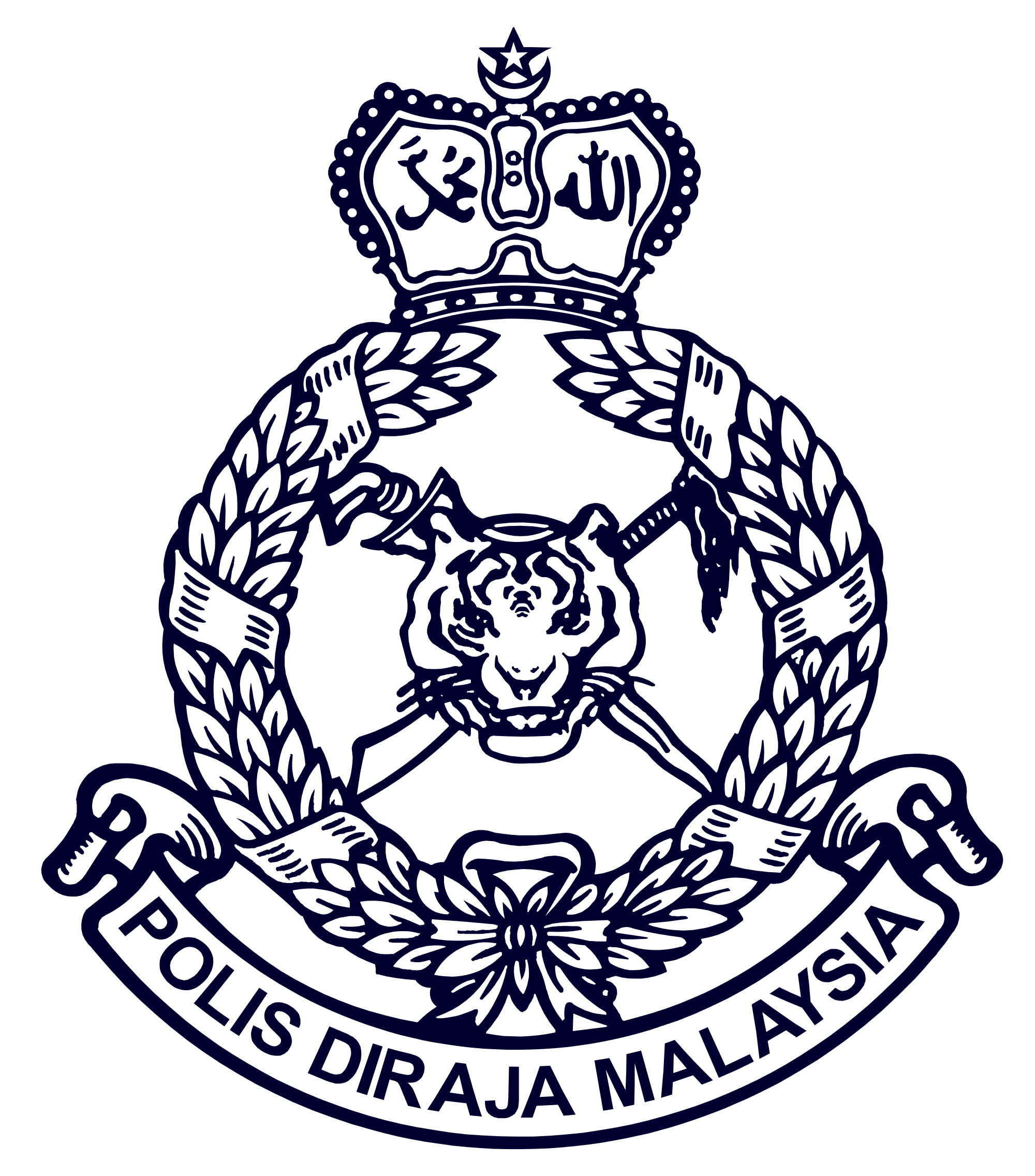 Royal drawing police. File malaysian svg wikimedia