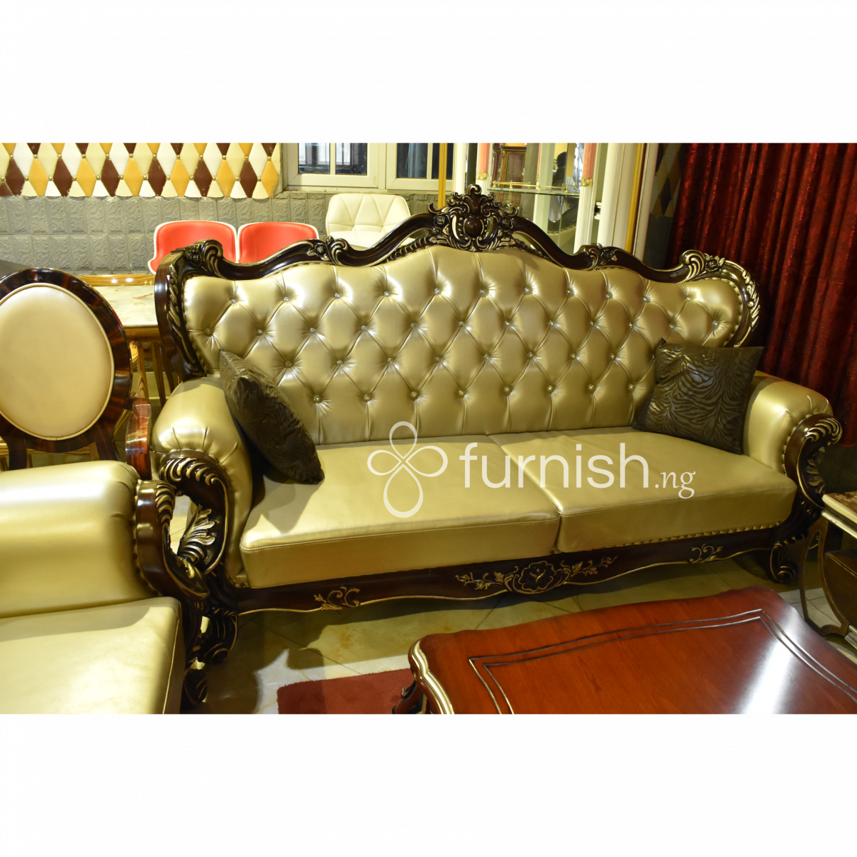 Luxury with animal skin. Royal drawing sofa picture transparent download
