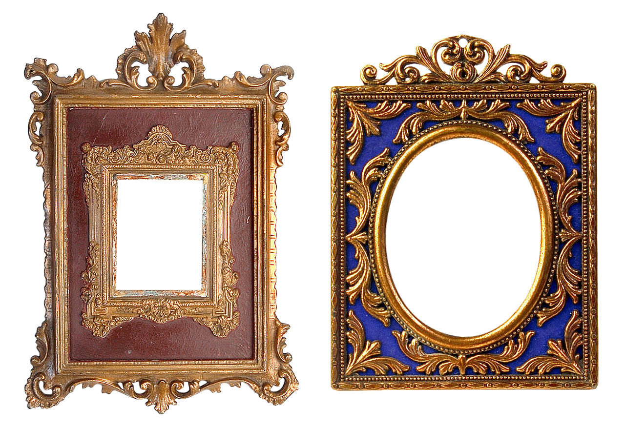 Royal frame png. Free photo round texture
