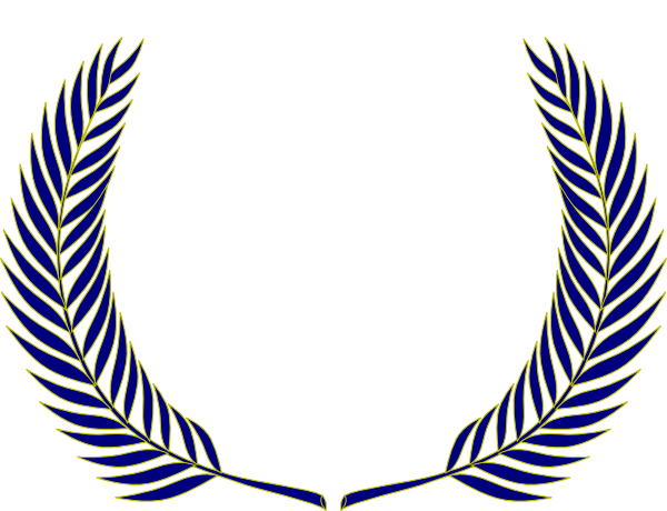 Royal vector crest. Clipart