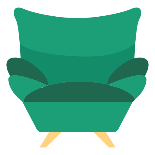 Armchair icon transparent png. Royal vector sofa svg royalty free stock