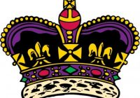 Royalty free clipart crown. Clip art at clker