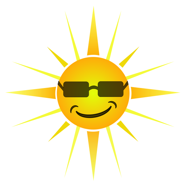 Royalty free clipart sunshine. Download clip art on