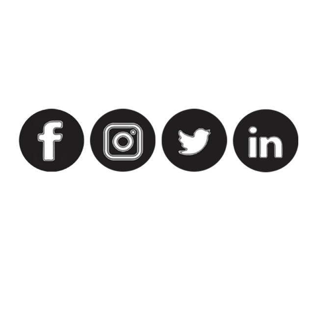 Royalty free png icons. Social media icon vector