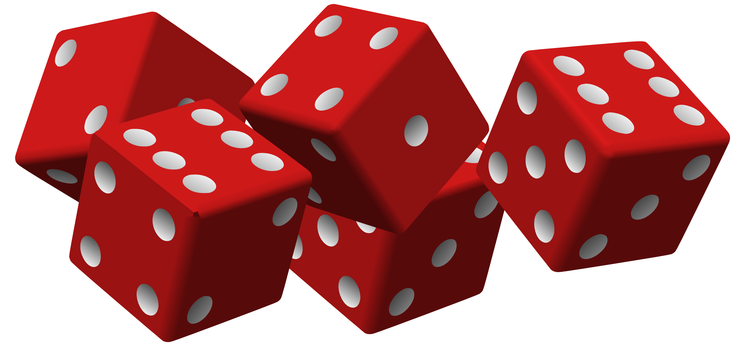 dice png red