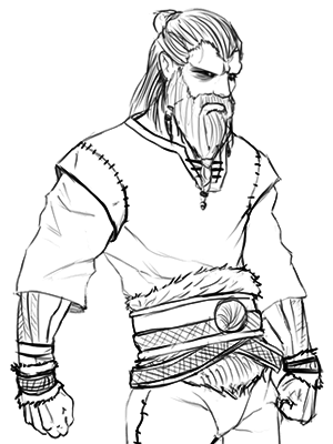 Rpg drawing human. Interview publisher mirth drake