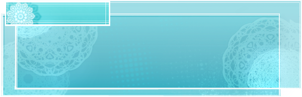 Transparent textbox anime. White and blue by